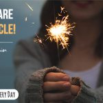 Let's share the miracle!