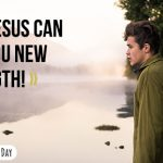 only jesus can give you new strenght