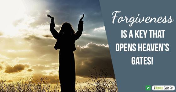Forgiving frees you!   Jesus.net