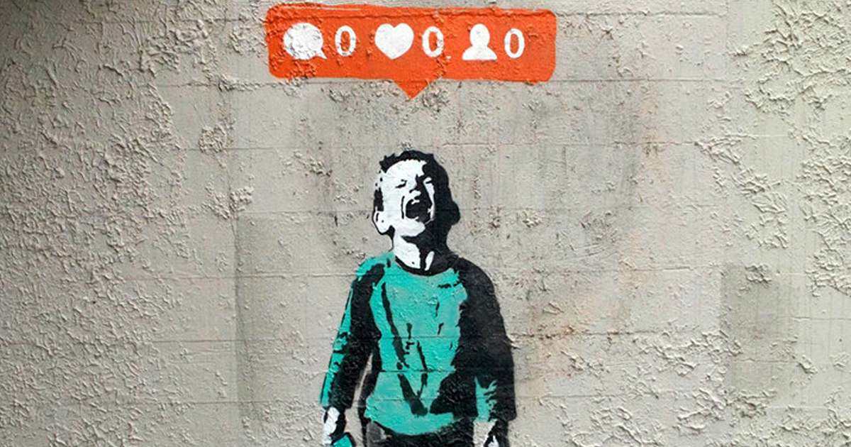 Banksy : no communication