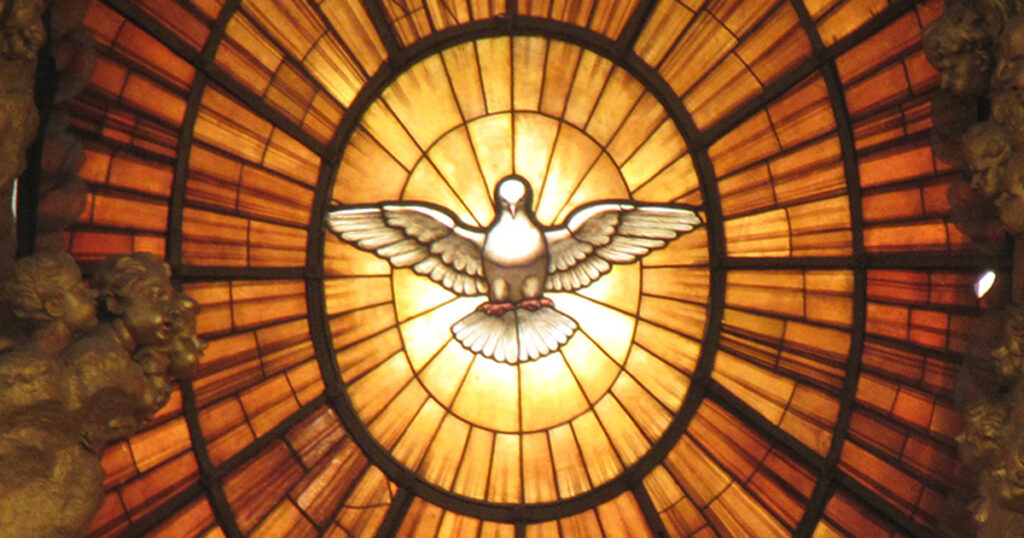 dove of pentecost