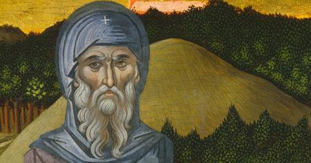 St. Anthony of Egypte