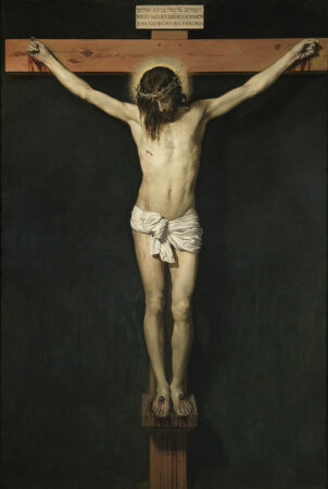 Christ Crucified, 1632. Diego Velasquez