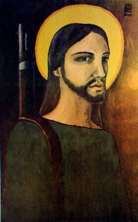 Cristo Guerrillero (1969), Alfredo G. Rostgaard
