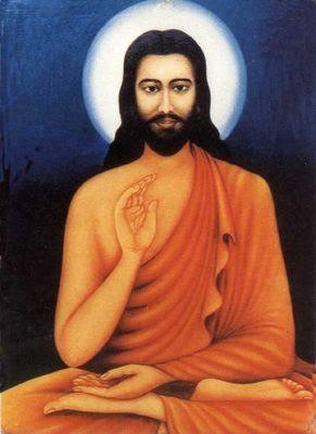 Indian depiction op Jesus