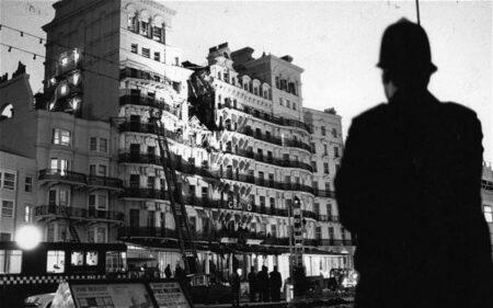 IRA bombing of the Grand Hotel in Brighton