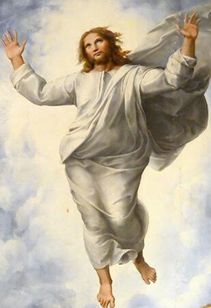 Transfiguration by Rafael