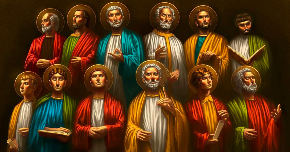 12 disciples of Jesus | Jesus.net