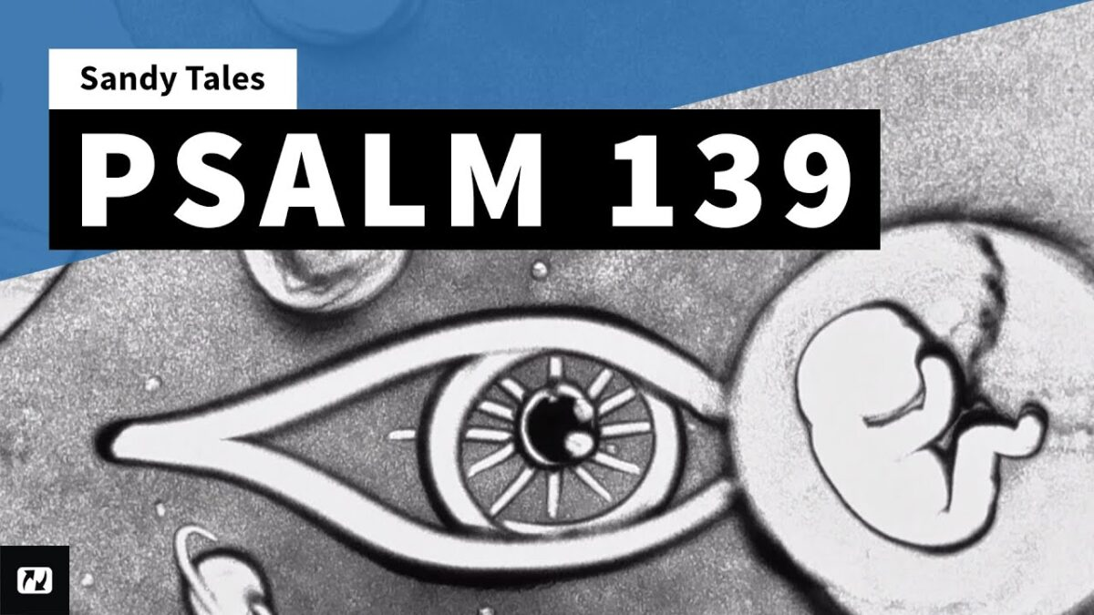 Sandy Tales Psalm 139